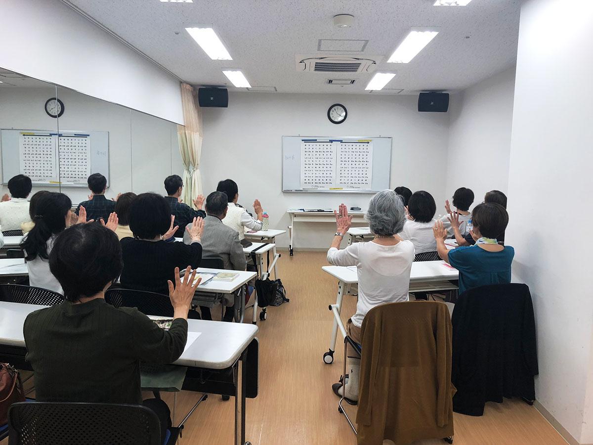 健康声磨き受講生の変化|日本声磨き普及協会